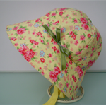 Sunshine and Roses Sunhat