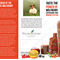 Young Living Essential Oils - NingXia Red Brochure (10x printed copies).