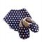 Monochrome Swiss Cross Shoes & Bandanna Gift Set