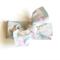 Baby - Toddler Size || Organic Cotton Headband || Donuts Pastel