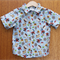 Boys Classic Oxford Button Up Shirt. Size 2