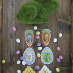 Easter cut outs without chocolate  Pack of 30