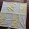 Vintage Chenille Throw, Cot Blanket, Pram Blanket, Baby  Floor/Grass Mat