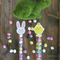 Easter treat tubes  Pack of 30 empty tubes
