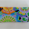 Soft Eyeglasses Case in modern multi-coloured fabric