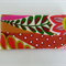 Soft Eyeglasses Case in designer fabric, multi-coloured