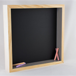 Large Blackboard - Stormy Grey