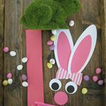 Easter bunny basket kit