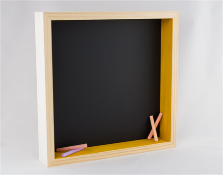 Large Blackboard - Sunshine Yellow