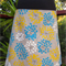 Skirt with Blue & Yellow flowers and Bamboo Stretch Band