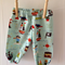 Ahoy Matey Pirates Baby, Newborn, Boy, Toddler, Newborn Harem Pants