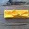 Golden school headtie