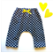 Funky Harem Pants | size 3-6months |  boho baby pants | denim