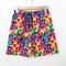 Long Shorts - Rainbow Geo - Retro - Boys