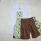 Shorts and singlet set Size 000