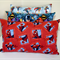 Cushion -  Ultimate Spiderman in red