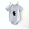 Bunny Love Onesie | Hand Printed