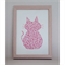 Kitty print of original illustration LIMITED EDITION