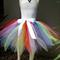 The Rainbow Pixie Tutu Dress size 3-6