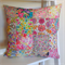 Liberty of London Cushion ~ Home Decor ~ Pillow Gemma Mauvey Lucy Daisy Pinky