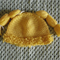 Crochet cabbage patch beanie/hat Size 1-2