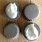 Bath Truffle Melts - Irish Cream, Pumpkin Vanilla, Cocoa Butter, 8 truffles.