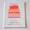 Engagement Card| Engaged|Congratulations On Your Engagement Card| Cake|ENG001