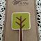 Tree Brooch