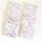 Marble Coasters - 6 Ceramic Tile Drink Coasters Monochrome