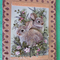 Beautiful Bunnies 3D all purpose card/Easter/Special Occasion/Happy Birthday