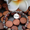 Coffee Bean Jasper Stretch Bracelet