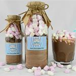 Hot Chocolate Mix -Large (makes 4 hot chocolates)
