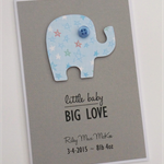 Little Baby Big Love - Personalised