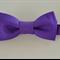 Children's bow tie and braces - mauve, purple, cake smash, party