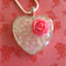 Pink Starry Heart