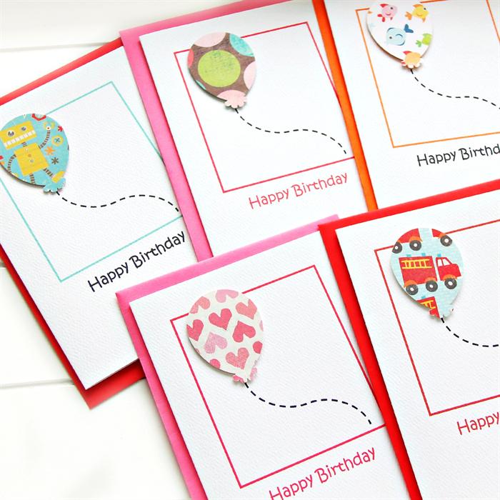 Prime 5 Kids Birthday Cards Children Balloon Party Bulk Girl Boy 1 2 3 4 5 6 Funny Birthday Cards Online Alyptdamsfinfo
