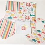 Baby Girl Gift Set - Jungle Animals
