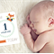Baby Boy Moments and Milestones Cards - 30 Pack