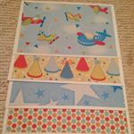 Blank  Chrildrens prints set of 4