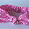 "Baby girl headband, baby headband, ""Elizabeth"",candy pink,toddler headband"