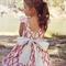 OOP Wonderland in Pink Bow Peep Dress