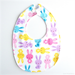 BUY 3 GET 4th FREE Bunny Rabbit Bib
