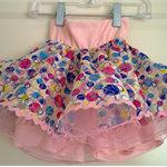 Skirt and Shorts in one.
