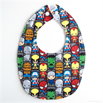 BUY 3 GET 4th FREE Super Hero Bib