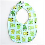 BUY 3 GET 4th FREE Frogs Bib