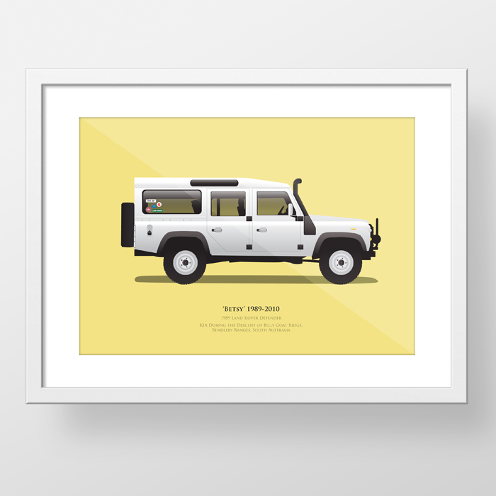 Custom Illustration and A3 Print of you Car or ride! | Draw My Ride ...