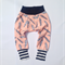 Comfy Bots jersey harem pants in Peach feathers. So soft and super comfy.