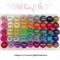 Custom Felt Ball Garland 4 Metre / Pick Your Own Colour's