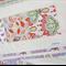 Girls Cot Quilt Blanket - Butterfly Serenade