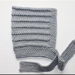 Vintage Style Pixie Bonnet | Made to Order | 6M- 12M | Custom colour choice